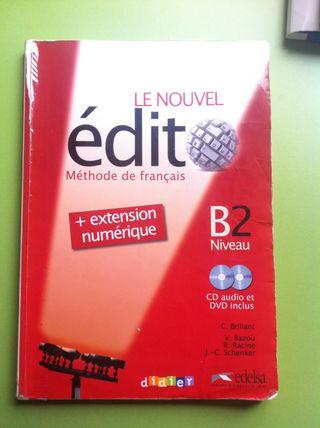 Le Nouvel Édito Francés B2