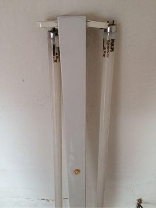 Regleta tubo fluorescente