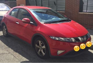 Honda civic Gasolina 110cv