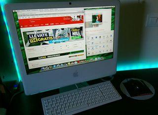 """iMac 20"""" Apple con procesador Intel"""