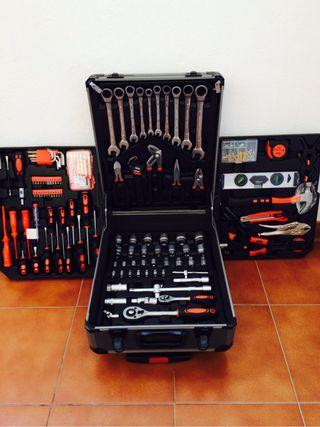 Maletin de herramientas profesional