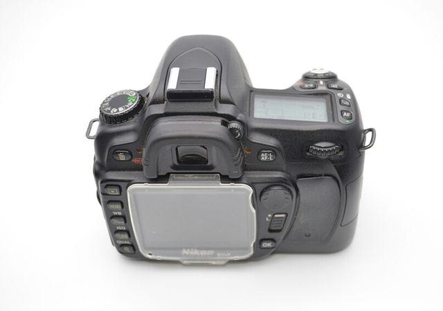 Camara reflex Nikon D80 + 50 mm 1.8