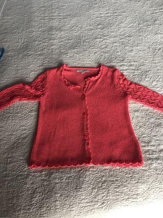 Jersey de niña de Massimo Dutti