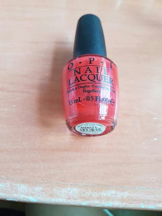 Opi red mi fortune cookie