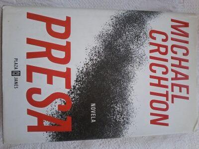 Presa - Michael Crichton