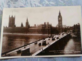 Tarjeta postal Londres