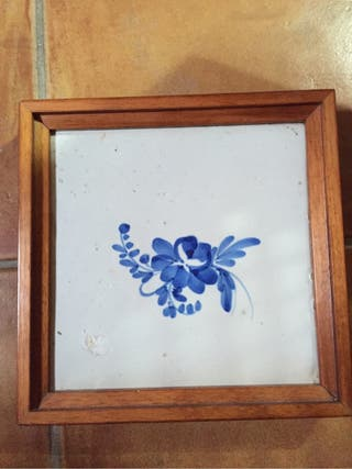 Antiguo azulejo
