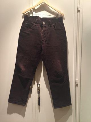Pantalón de pana marrón Hacket