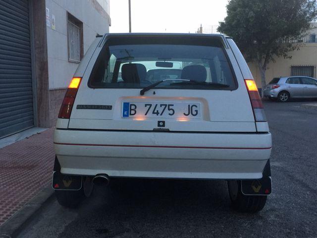 Renault 5 GTX 90cv 1.7