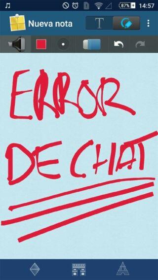 El chat no funciona!!!!! Contacto por whassapp por favor