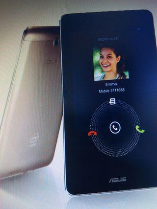 Asus fonepad llamadas de voz 3g