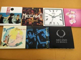 Pack Cds Mecano