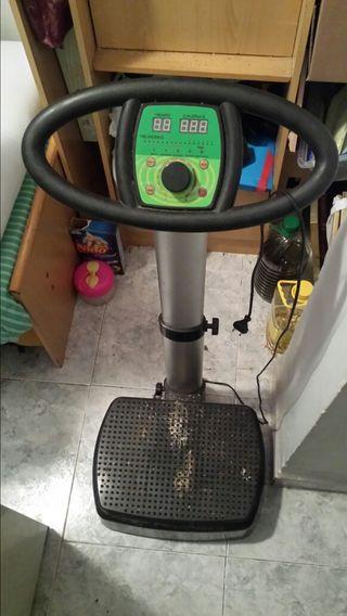 Maquina vibradora