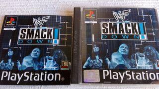 WWF Samckdown