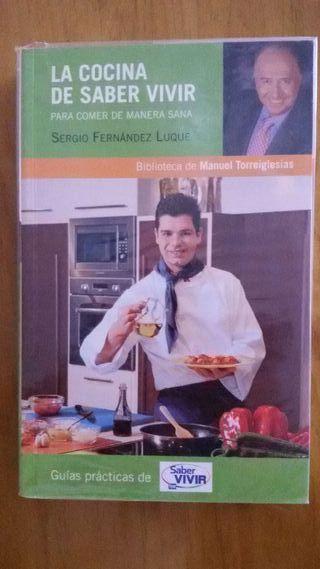 Saber vivir libro de recetas