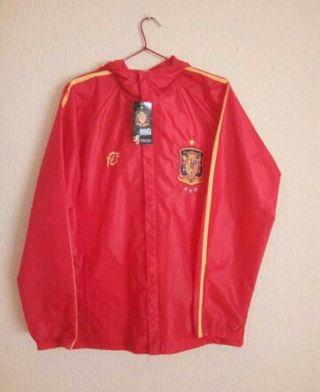 Chubasquero selección española