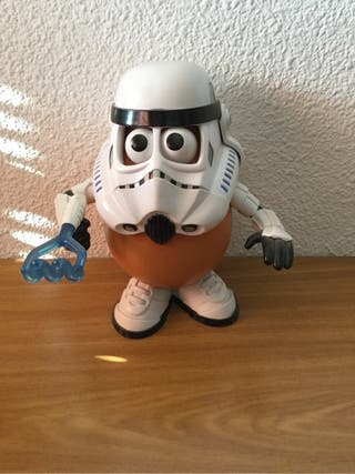 Mr Potato Stormtrooper Star Wars