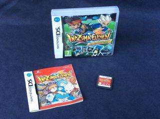 Inazuma Eleven_Nintendo DS