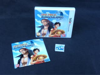 One Piece Romance Dawn_Nintendo 3DS