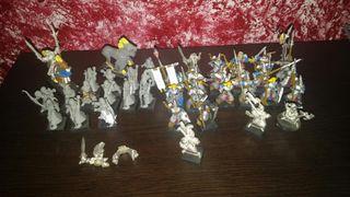 Miniaturas warhammer altos elfos