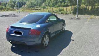 Audi tt coupe 180cv