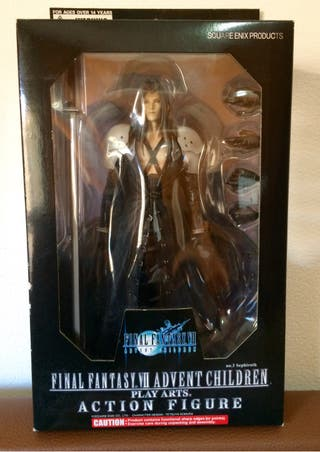 Sephiroth Figura Final Fantasy VII Advent Children