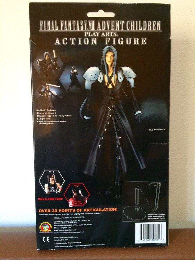 Sephiroth Figura Final Fantasy VII Advent Children