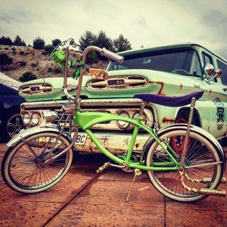 Bicicleta Low Rider. ALQUiLER