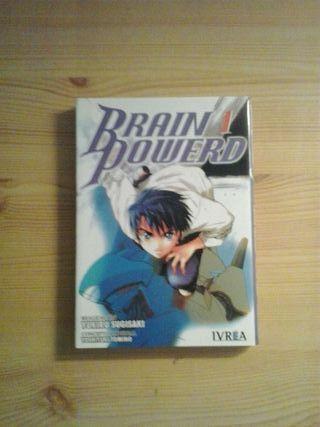 Manga brain powerd 1