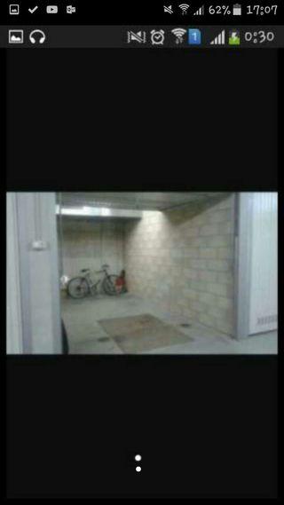Garaje cerrado agustinas