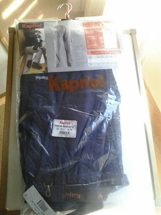 Pantalon de trabajo Kapriol