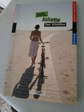 Llibre de lectura juls, juliette.