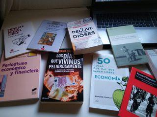 Libros ECONOMIA y PERIODISMO