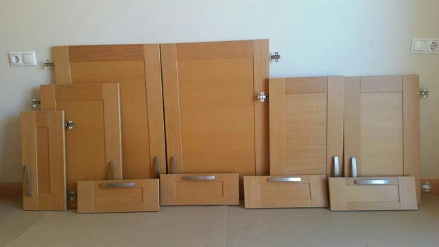 Puertas muebles cocina de segunda mano por 260 € en Carcaixent en ...