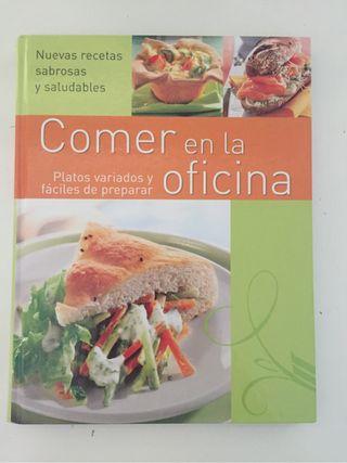 Libro De cocina nuevo
