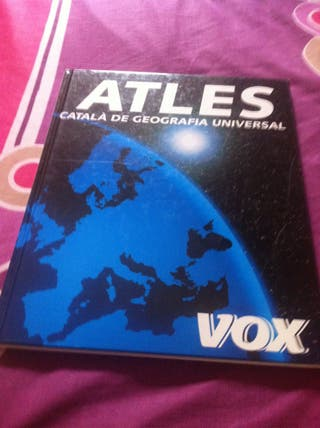 Atlas Catalá De Geografia Universal