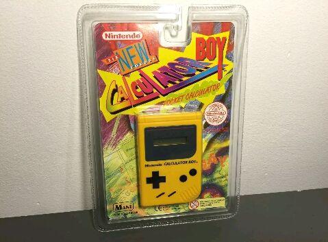 Vendo game Boy calculadora