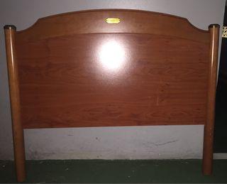 Cabecero CALIPSO de madera en perfecto estado