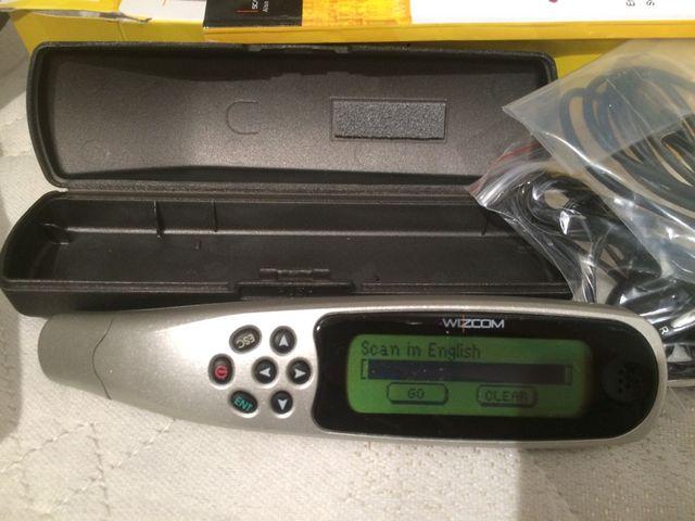 Escáner traductor WizCom