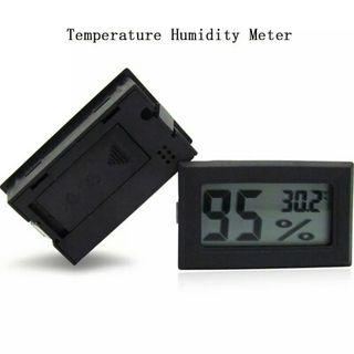 Termometro digital humedad y grados