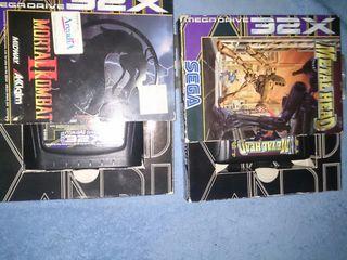 Juegos Sega 32X