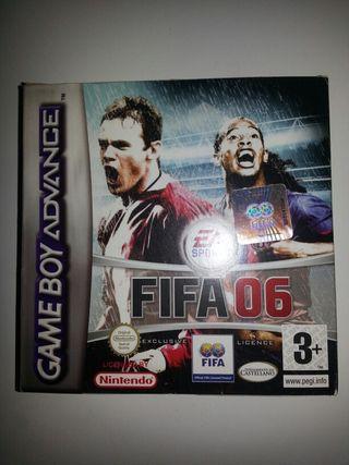 Fifa 06 ( sin juego )