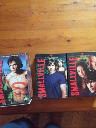 DVD. Serie Smallville