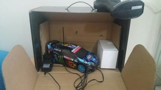 Coche rc electrico HPI RACING MICRO RS4