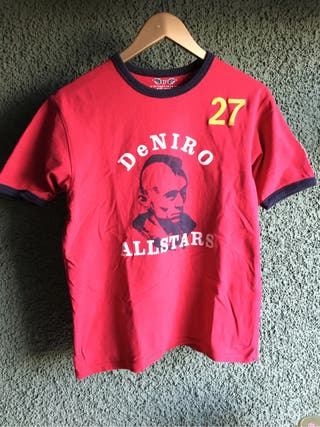 Camiseta Travis Bickle Taxi Driver All Star DeNiro