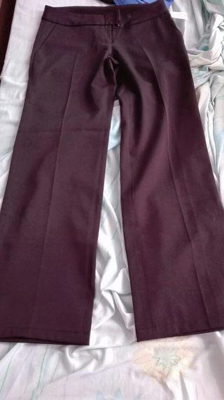 Pantalon negro 36 ideal para camareras