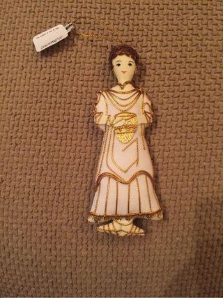 Muñeca de trapo romana