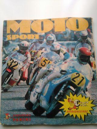 Album motociclismo año 1980