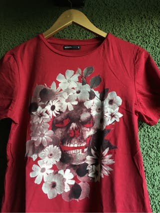 Camiseta calavera skull Zara lefties