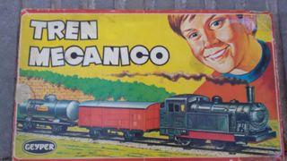 Tren Mecanico Geyper